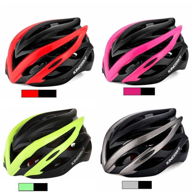 Rosa fosco bicicleta ciclismo capacete in-mold capacete da bicicleta casco capacete da bicicleta hombre mtb esporte protetor capacete ce casco 2