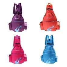 Tennis-Racket-Backpack Zip-Closure-Bag Shoulder-Straps Outdoor-Sports Waterproof