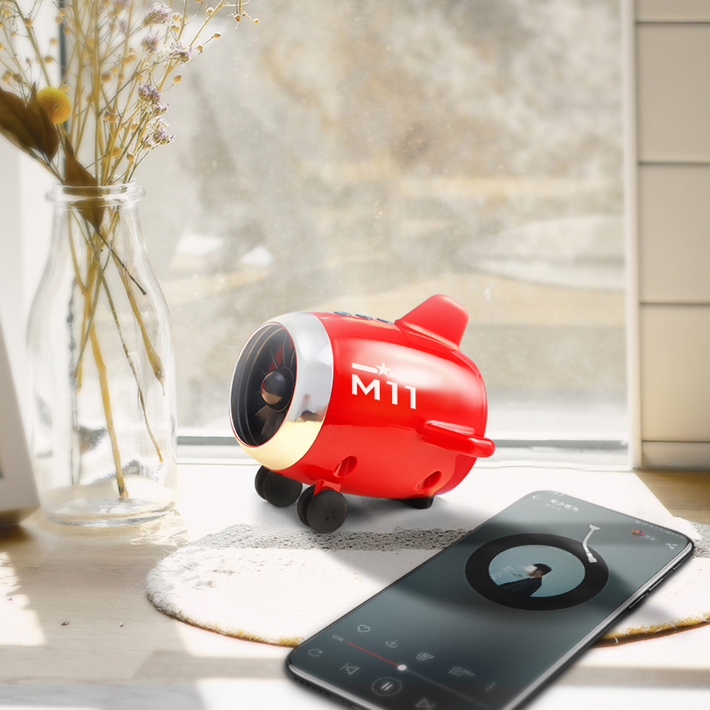 Mini Bluetooth Speaker Potable Wireless Loudspeaker Sound Stereo Music Surround Outdoor Speaker Support FM Card Small Subwoofer