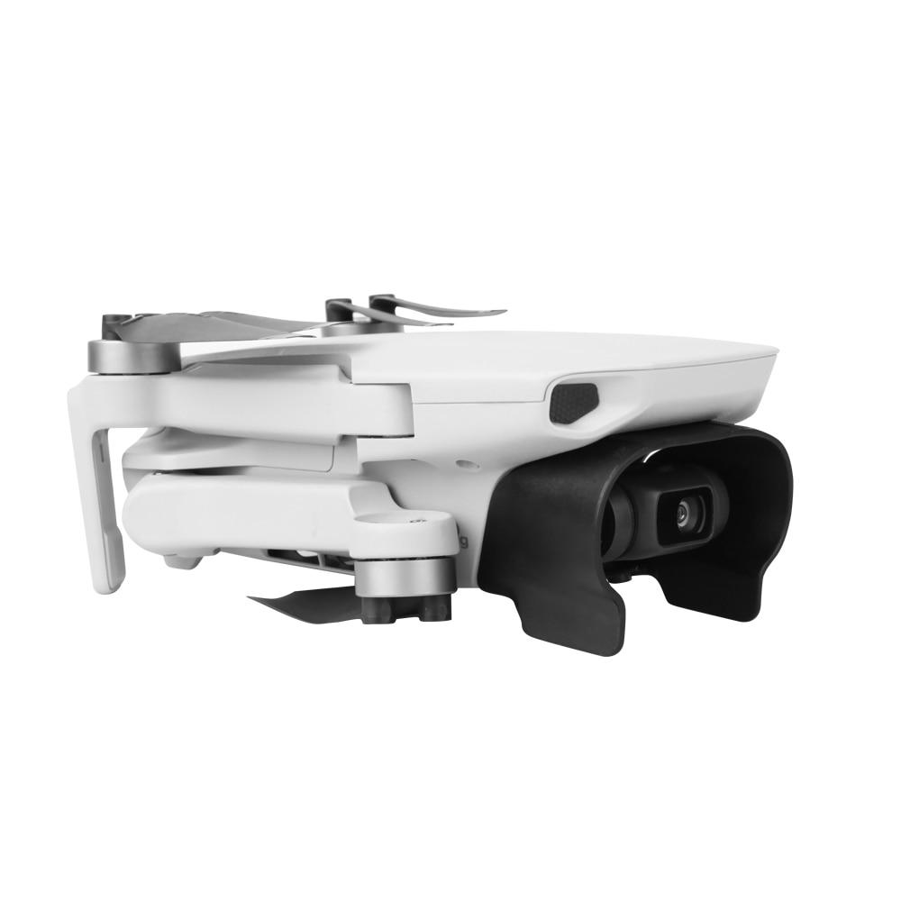 Anti-Glare Gimbal Camera Protector Cover Lens SunHood Sunshade Protection prop protector for DJI Mavic mini Drone Accessories