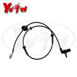 ABS czujnik prędkości koła z przodu z prawej dla Nissan X TRAIL T30 OEM: 47910EQ010 47910EQ01A 47910 EQ010 47910 EQ01A|Czujnik ABS|   -