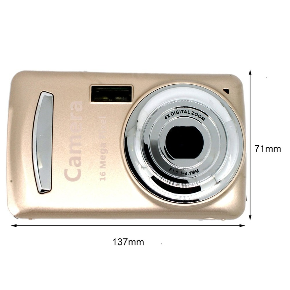 H189ef2d61b51457785c3f891ea6a6854j XJ03 Children's Durable Digital Camera Practical 16 Million Pixel Compact Home  Portable Cameras for Kids Boys Girls