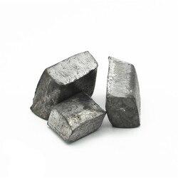 Hoge Zuiverheid Plumbum Lood Pb Ingots 99.99% Voor Onderzoek En Ontwikkeling Element Metalen Eenvoudige Stof Verfijnde Metalen 200 Gram