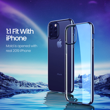 Ugreen Case For iPhone 11 Pro Max 2019 Newest Protective Case Luxury Ultra Soft TPU Back Cover For iPhone 11 Pro Max Case