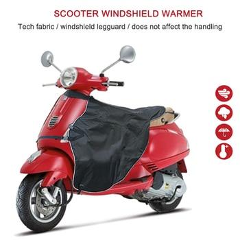 Motorfiets Deken Knie Warmer Been Cover Voor Scooters Regen Wind Bescherming Waterdicht Winter Quilt Dikke Warmer Handschoenen Universele