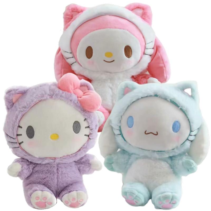 My Melody Cinnamoroll Hello Kitty Soft Plush 1