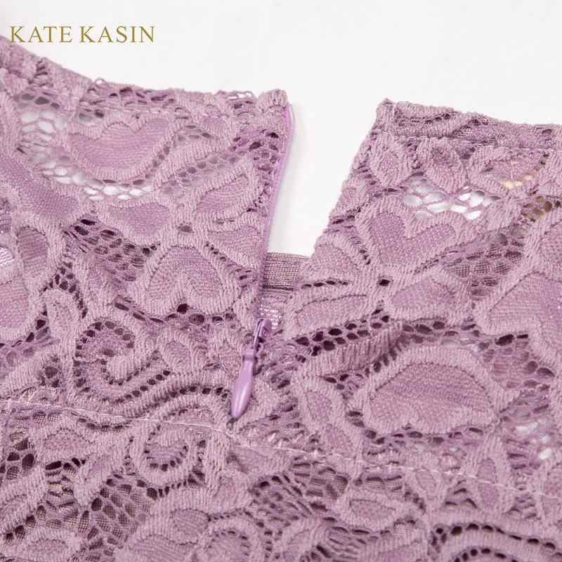 Kate Kasin 2019 maternité photographie genou longueur robe de grossesse dentelle robes de maternité demi manches été robe enceinte robe