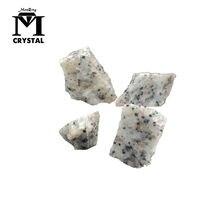 50g natural granito cru cristal de quartzo pedra áspera espécime cura cristal amor pedras naturais e minerais tanque de peixes