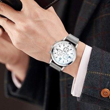 Waches Men Relogio Masculino Square Watch Luxury Watches Quartz Watch Stainless Steel Dial Casual Bracele Watch Man Watch 2020 2