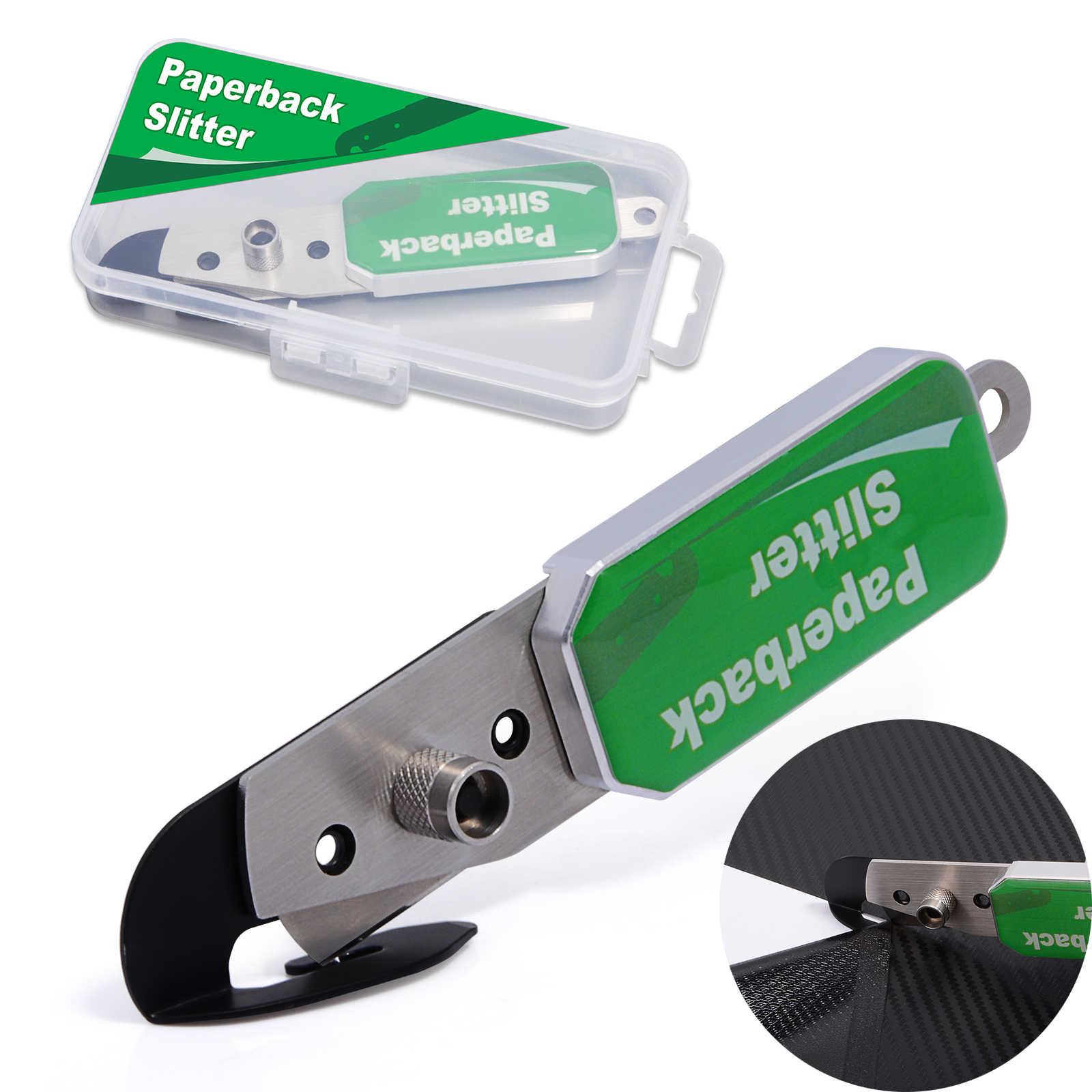 EHDIS ไวนิลห่อสติกเกอร์รถยนต์และ Decals เครื่องตัดมีดเทฟลอนคาร์บอนไฟเบอร์ฟิล์ม Slitter หน้าต่างฟอยล์วอลล์เปเปอร์ตัดเครื่องมือ