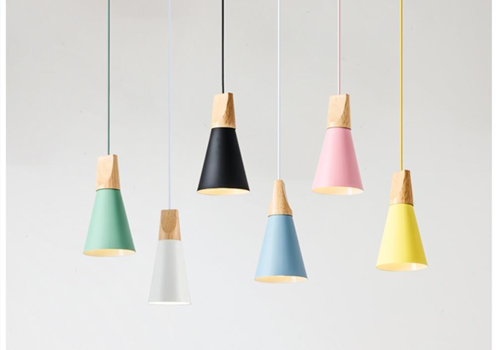 Pendant Light Wood Lighting