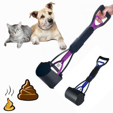 Pet-Pooper Litter Pets-Litter-Products Dog Foldable Pickup Cat-Waste Outdoor Long-Handle
