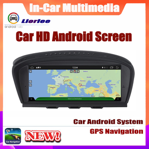 Image 4 - Обновленная система Android для BMW 3 серии E90 E91 E92 E93 2009 ~ 2012 HD сенсорный экран стерео радио ТВ GPS навигация Bluetooth