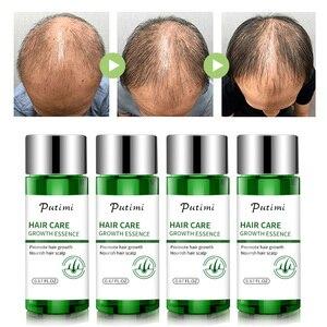 Image 5 - Efero Haargroei Essentie Snelle Krachtige Haaruitval Product Baard Olie Groei Serum Essentiële Oliën Haargroei Behandeling Haren Care