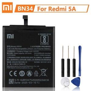 Image 2 - XaioMi Original Battery BN34 BM46 BN41 BN43 for XiaoMi Redmi Note 3 Pro RedMi Note3 RedMi Note4 RedMi Note4X 100% Original