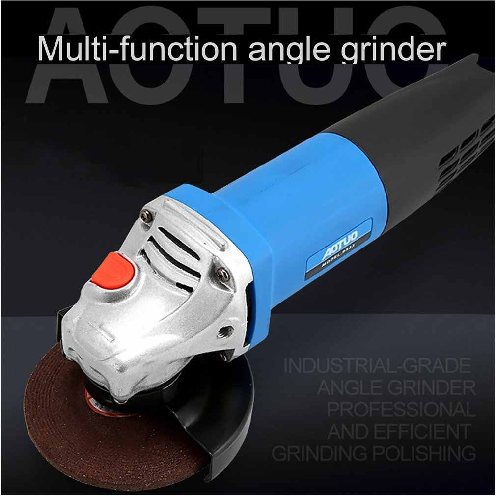 860W High-power Classic Multi-function Angle Grinder Polishing Machine Home Industrial Grinding And Cutting Power Tools