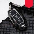 Сплав из углеродного волокна + силиконовый чехол для ключей для Nissan Qashqai J10 J11 X-Trail t31 t32 kicks Tiida Pathfinder Murano Note  Juke