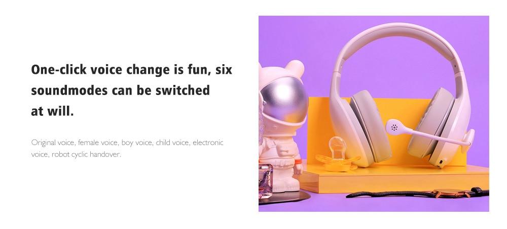 Xiaomi Bluetooth Headphone K-song Version 9