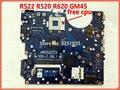 Для Samsung R522 R520 материнская плата для ноутбука BA41-01039A BA41-01040A BA41-01041A BA92-05528A BA92-05528B GM45 DDR2