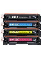 201X CF400X CF401X CF403X CF400X Toner Compatible pour HP Color LaserJet Pro M252dw/M252n