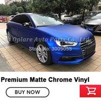 Top quality vinyl car wrap car film car wrap wrapping car Vinyl Various color matte chrome vinyl wrap series