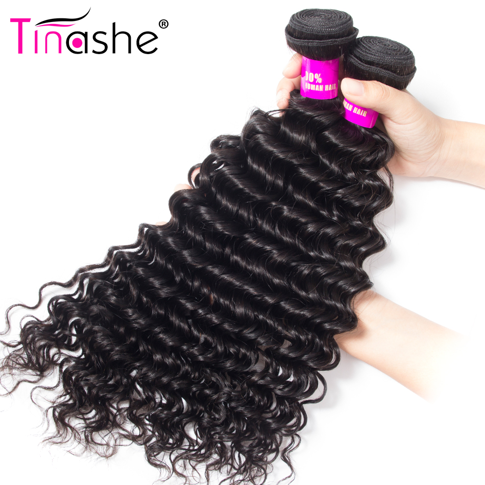 H18a2a66a5b66474b81a1cc2cbaf0f5fai Tinashe Deep Wave Bundles With Closure 5x5 6x6 Lace Closure And Bundles Remy Brazilian Human Hair Weave 3 Bundles With Closure