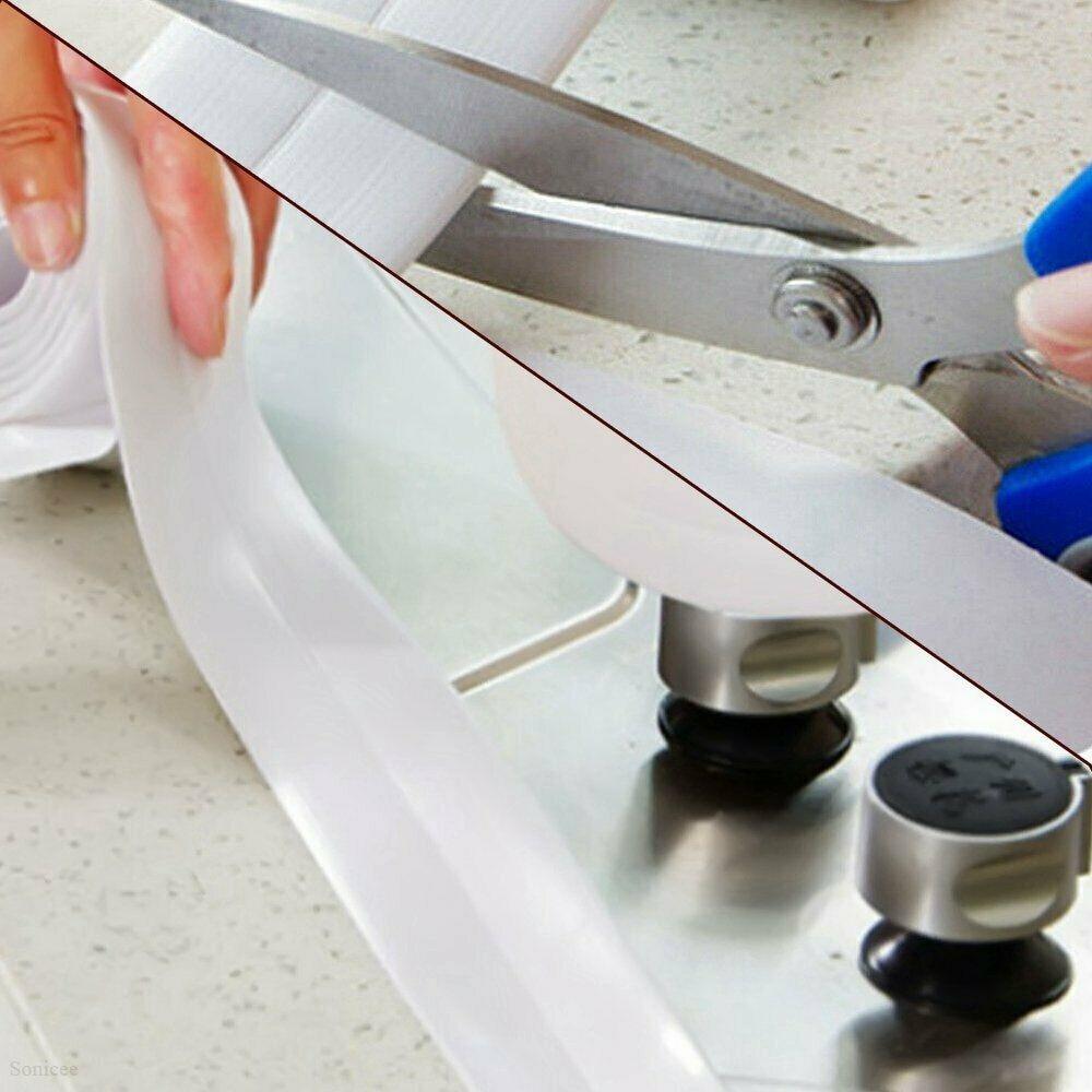 Самоклеящаяся лента для кухонной раковины водонепроницаемая