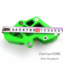 Направляющая для цепи, роликовая цепь для мотоцикла, маятник для Kawasaki KX250F KX450F KXF 250 450 2009- KLX450 2011
