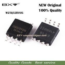 50 sztuk ~ 100 sztuk W25Q32BVSIG W25Q32BVSSIG 25Q32BVSIG W25Q32 SOP8 nowy oryginalny chip laptopa darmowa wysyłka