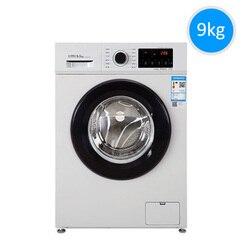 Automatyczne pralki bębnowej maszyna wielofunkcyjna dom/pralka 9KG wyciszenie wysokiej temperatury zabić roztocza ubrania podkładka prania|Części do pralek|AGD -