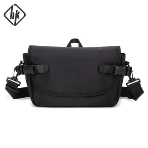 Hk Shoulder Bag Men's Canvas New Fashion