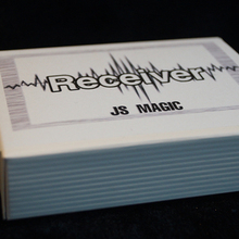 Magic-Props Mentalism Gimmicks Close-Up Bar by Jimmy Strange Comedy The-Receiver