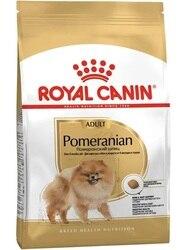Royal Canin Pomeranian Adult Dry корм для собак породы померанский шпиц, 1.5 кг