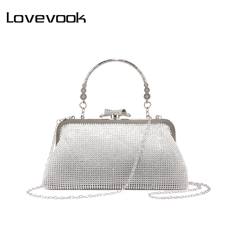 LOVEVOOK Women Bag Wallets Crossbody-Bag Small Purses Evening-Clutch Shoulder Female title=