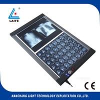 مزدوجة شاشة x راي عارض مربع LED منظار الأفلام السلبية Micare-في قواعد المصباح من مصابيح وإضاءات على