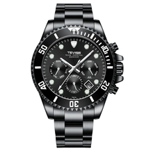 TEVISE Mechanical Watch Men Multi-functi