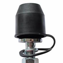 Новая Черная защитная крышка для трейлера, автомобильный Стайлинг, фаркоп, шаровая крышка, крышка для автомобиля, буксировочное устройство