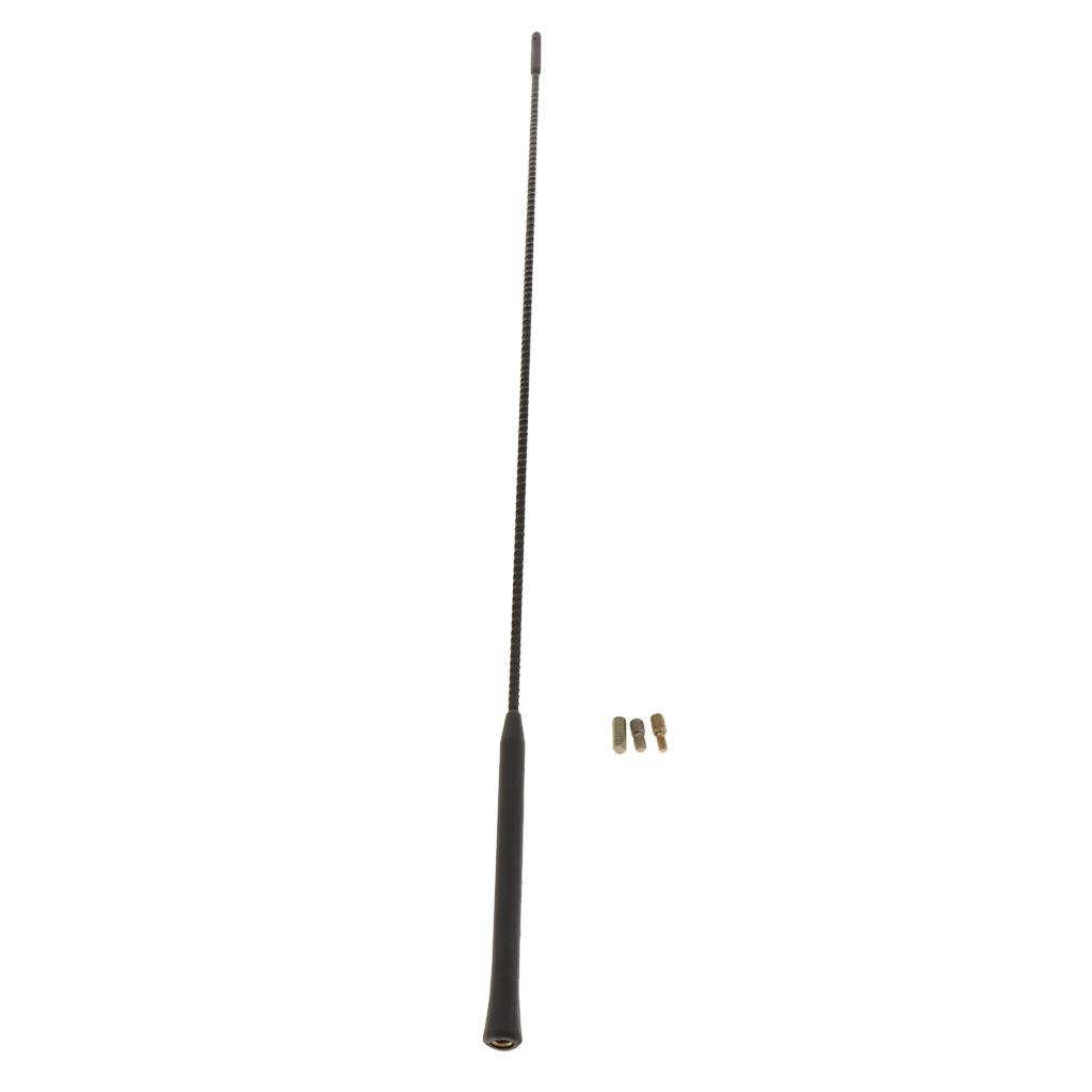 """Fit Ford Focus 2000-2007 55cm Antenna Aerial Roof AM//FM Stereo Car Radio 21.5/"""""""
