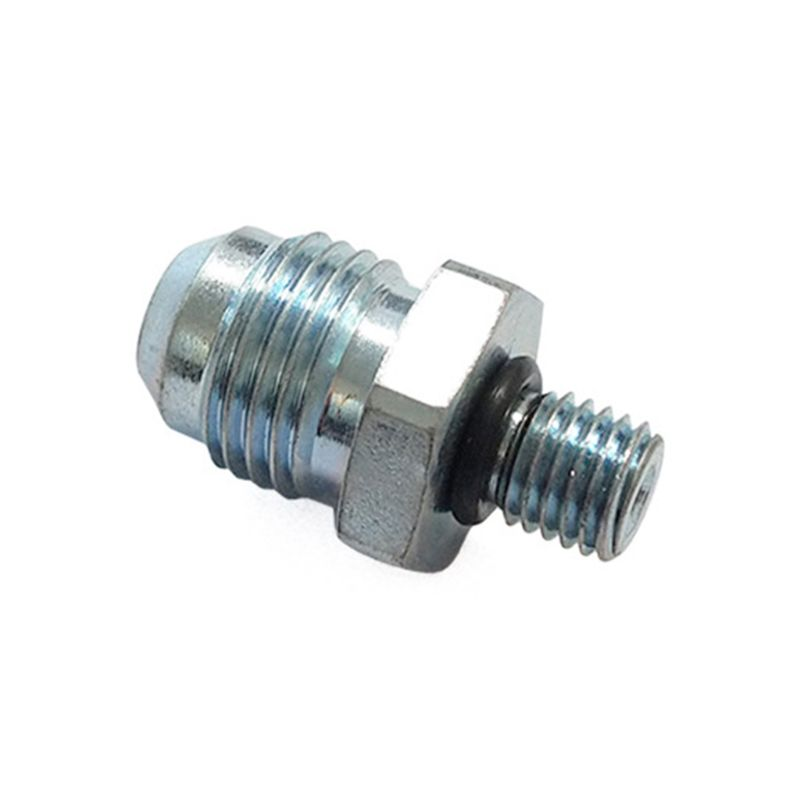 1 PC  6AN to 5/16 24 O ring Fitting Hydroboost Spittier / Return Port Fitting For Some Fords|Oil Coolers| |  - title=