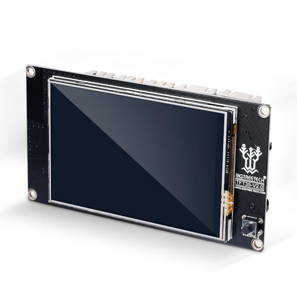 Умный контроллер BIGTREETECH TFT35 V2.0, дисплей 3,5 дюйма, сенсорный экран, совместимый с SKR V1.3 MKS Gen V1.4, детали для 3D-принтера