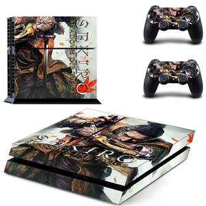 Image 5 - Sekiro影は二回PS4ステッカープレイステーション4スキンステッカーのためのプレイステーション4 PS4コンソール & コントローラスキンビニール