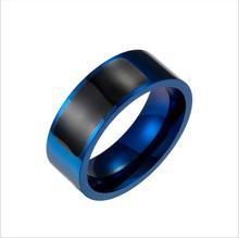 Jewelry New titanium steel NFC smart ring Smart wearable device jewelry wholesale custom