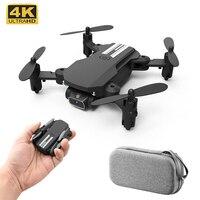 Mini Dron de bolsillo con cámara 4k, HD 2021 p, cuadricóptero Fpv, presión de aire, mantenimiento de altitud, helicóptero plegable, juguete de regalo, 1080