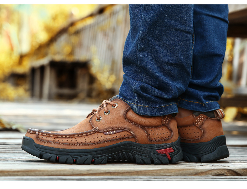 H18a92d347b624e88bbd3f054606a70f5B ZUNYU New Genuine Leather Loafers Men Moccasin Sneakers Flat High Quality Causal Men Shoes Male Footwear Boat Shoes Size 38-48