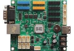 Onbon BX 6S2 BX-6S2 karta kontrolera gniazda RS485 na pokładzie do monitorowania środowiska led ekran wyświetlacza systemu klastra