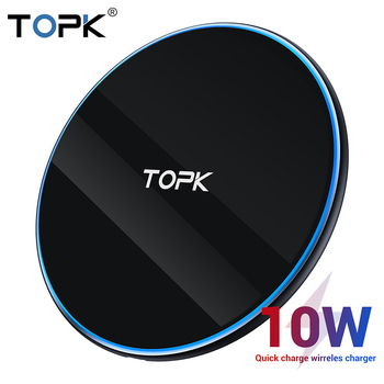 TOPK B02W 10W Wireless Charger LED Portable Universal Fast Wireless Phone Charger for Samsung S10 S9 S8 Xiaomi Mi9 https://gosaveshop.com/Demo2/product/topk-b02w-10w-wireless-charger-led-portable-universal-fast-wireless-phone-charger-for-samsung-s10-s9-s8-xiaomi-mi9/
