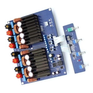 Image 3 - Tas5630 2.1 High Power Digital Power Amplifiers Board Hifi Class D Audio Opa1632 600W + 2 x 300W Dc48V