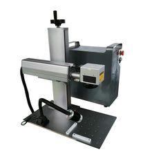 Original EZCAD software fiber laser marking machine for metal 20W 30W Raycus fiber marking machine metal engraver цена 2017