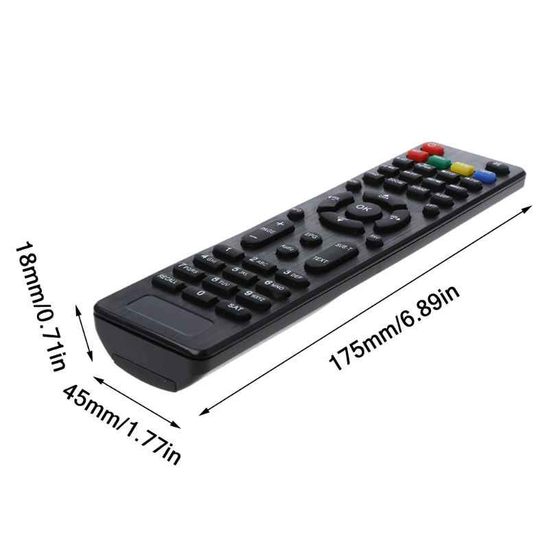 Afstandsbediening Contorller Vervanging Voor Freesat V7 Hd/V7 Max/V7 Combo Tv Box Set Top Box Satelliet receiver Accessoires