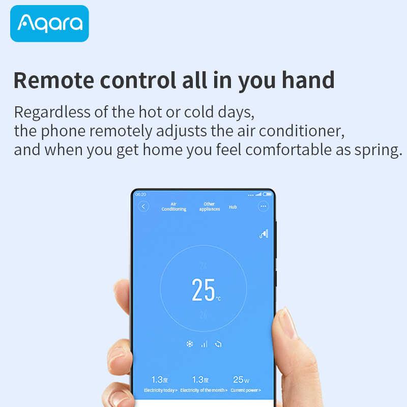 Aqara yaz serin set Zigbee kablosuz Mini anahtarı kontrol sensörü ile çalışmak Wi-Fi Xiaomi Mi mijia Xiaomi Xiaomi Apple Siri APP